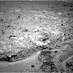 Nasa's Mars rover Curiosity acquired this image using its Right Navigation Camera on Sol 588, at drive 986, site number 30