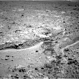 Nasa's Mars rover Curiosity acquired this image using its Right Navigation Camera on Sol 588, at drive 992, site number 30