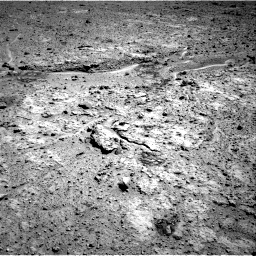 Nasa's Mars rover Curiosity acquired this image using its Right Navigation Camera on Sol 588, at drive 1010, site number 30