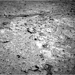 Nasa's Mars rover Curiosity acquired this image using its Right Navigation Camera on Sol 588, at drive 1016, site number 30