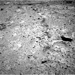 Nasa's Mars rover Curiosity acquired this image using its Right Navigation Camera on Sol 588, at drive 1040, site number 30