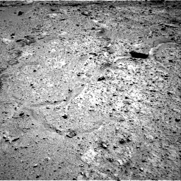 Nasa's Mars rover Curiosity acquired this image using its Right Navigation Camera on Sol 588, at drive 1052, site number 30