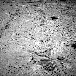 Nasa's Mars rover Curiosity acquired this image using its Right Navigation Camera on Sol 588, at drive 1058, site number 30