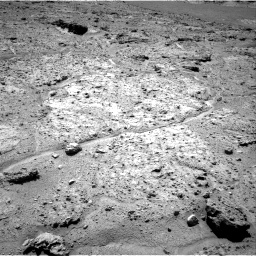 Nasa's Mars rover Curiosity acquired this image using its Right Navigation Camera on Sol 588, at drive 1064, site number 30