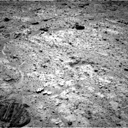 Nasa's Mars rover Curiosity acquired this image using its Right Navigation Camera on Sol 588, at drive 1094, site number 30
