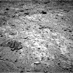 Nasa's Mars rover Curiosity acquired this image using its Right Navigation Camera on Sol 588, at drive 1100, site number 30