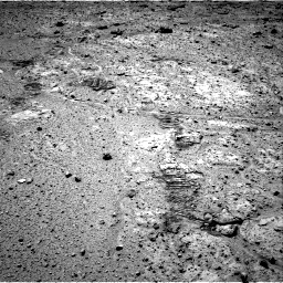 Nasa's Mars rover Curiosity acquired this image using its Right Navigation Camera on Sol 588, at drive 1118, site number 30
