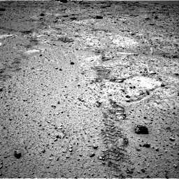 Nasa's Mars rover Curiosity acquired this image using its Right Navigation Camera on Sol 588, at drive 1130, site number 30