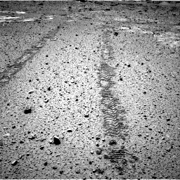 Nasa's Mars rover Curiosity acquired this image using its Right Navigation Camera on Sol 588, at drive 1172, site number 30