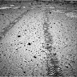 Nasa's Mars rover Curiosity acquired this image using its Right Navigation Camera on Sol 588, at drive 1178, site number 30