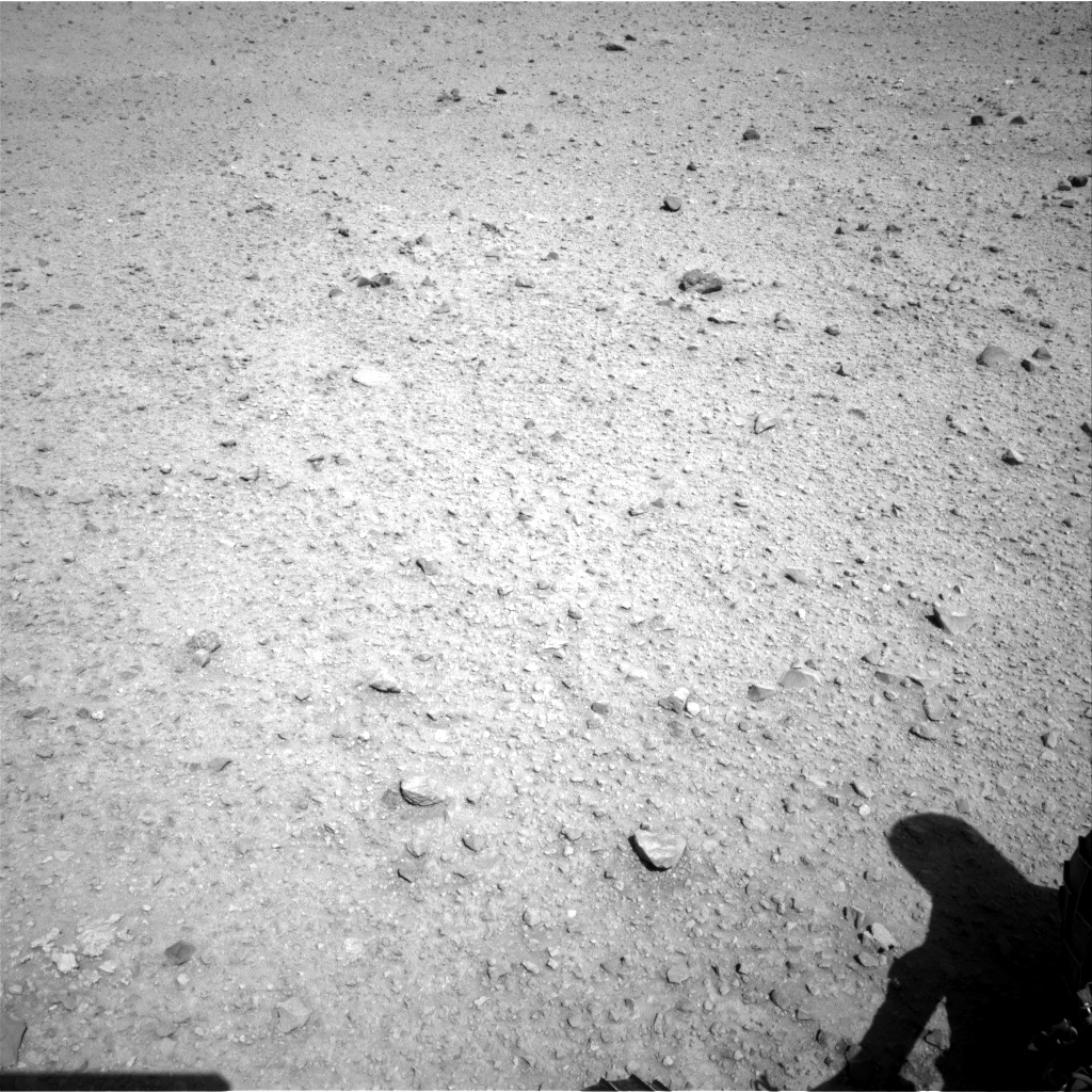 Nasa's Mars rover Curiosity acquired this image using its Right Navigation Camera on Sol 588, at drive 1208, site number 30