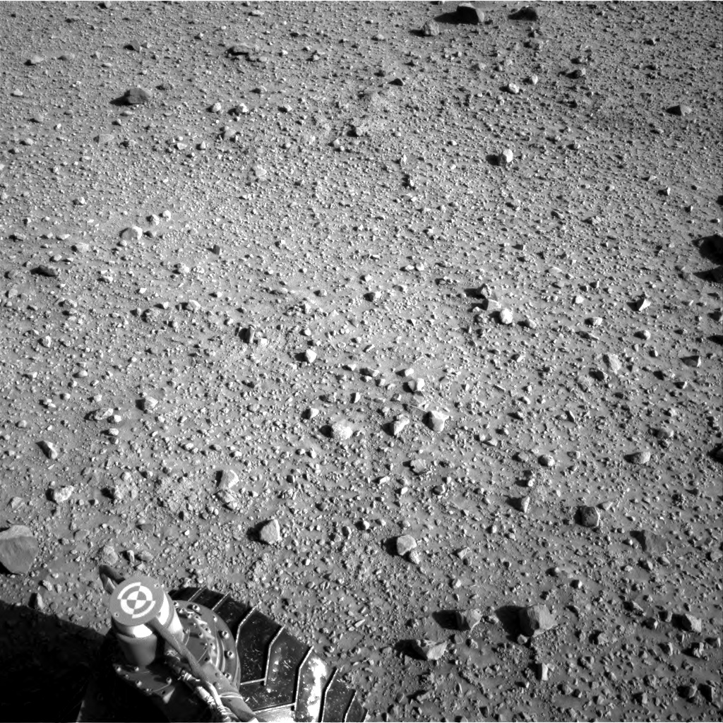 Nasa's Mars rover Curiosity acquired this image using its Right Navigation Camera on Sol 588, at drive 1254, site number 30