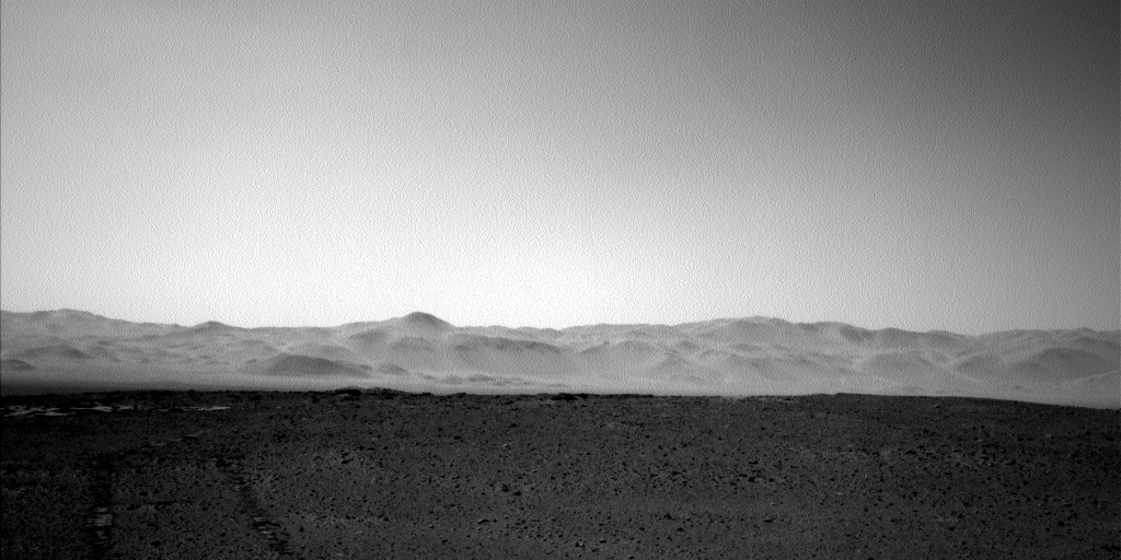 Nasa's Mars rover Curiosity acquired this image using its Left Navigation Camera on Sol 590, at drive 0, site number 31