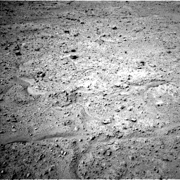 Nasa's Mars rover Curiosity acquired this image using its Left Navigation Camera on Sol 595, at drive 504, site number 31