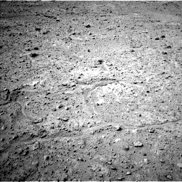 Nasa's Mars rover Curiosity acquired this image using its Left Navigation Camera on Sol 595, at drive 510, site number 31