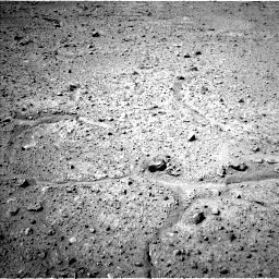Nasa's Mars rover Curiosity acquired this image using its Left Navigation Camera on Sol 595, at drive 522, site number 31