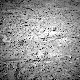 Nasa's Mars rover Curiosity acquired this image using its Right Navigation Camera on Sol 595, at drive 504, site number 31