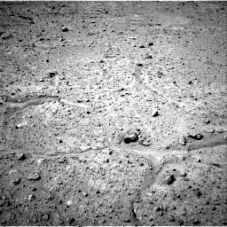 Nasa's Mars rover Curiosity acquired this image using its Right Navigation Camera on Sol 595, at drive 516, site number 31