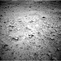 Nasa's Mars rover Curiosity acquired this image using its Left Navigation Camera on Sol 597, at drive 640, site number 31