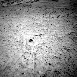 Nasa's Mars rover Curiosity acquired this image using its Right Navigation Camera on Sol 597, at drive 544, site number 31