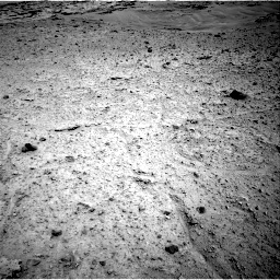 Nasa's Mars rover Curiosity acquired this image using its Right Navigation Camera on Sol 597, at drive 550, site number 31