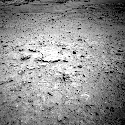 Nasa's Mars rover Curiosity acquired this image using its Right Navigation Camera on Sol 597, at drive 604, site number 31