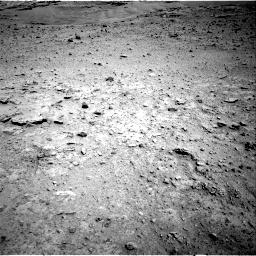 Nasa's Mars rover Curiosity acquired this image using its Right Navigation Camera on Sol 597, at drive 610, site number 31