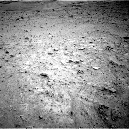 Nasa's Mars rover Curiosity acquired this image using its Right Navigation Camera on Sol 597, at drive 616, site number 31