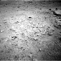 Nasa's Mars rover Curiosity acquired this image using its Right Navigation Camera on Sol 597, at drive 628, site number 31