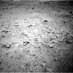 Nasa's Mars rover Curiosity acquired this image using its Right Navigation Camera on Sol 597, at drive 640, site number 31