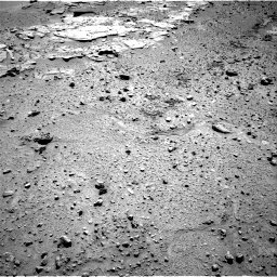 Nasa's Mars rover Curiosity acquired this image using its Right Navigation Camera on Sol 603, at drive 802, site number 31