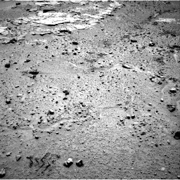 Nasa's Mars rover Curiosity acquired this image using its Right Navigation Camera on Sol 603, at drive 808, site number 31