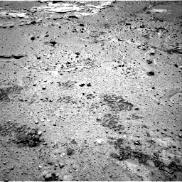 Nasa's Mars rover Curiosity acquired this image using its Right Navigation Camera on Sol 603, at drive 820, site number 31