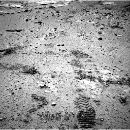 Nasa's Mars rover Curiosity acquired this image using its Right Navigation Camera on Sol 603, at drive 826, site number 31