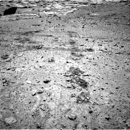 Nasa's Mars rover Curiosity acquired this image using its Right Navigation Camera on Sol 603, at drive 856, site number 31