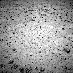 Nasa's Mars rover Curiosity acquired this image using its Right Navigation Camera on Sol 603, at drive 880, site number 31