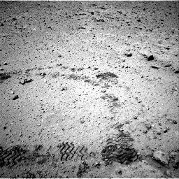 Nasa's Mars rover Curiosity acquired this image using its Right Navigation Camera on Sol 603, at drive 898, site number 31