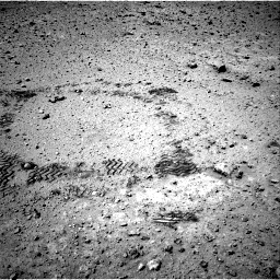 Nasa's Mars rover Curiosity acquired this image using its Right Navigation Camera on Sol 603, at drive 904, site number 31