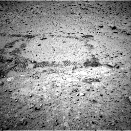 Nasa's Mars rover Curiosity acquired this image using its Right Navigation Camera on Sol 603, at drive 910, site number 31