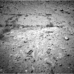 Nasa's Mars rover Curiosity acquired this image using its Right Navigation Camera on Sol 603, at drive 916, site number 31