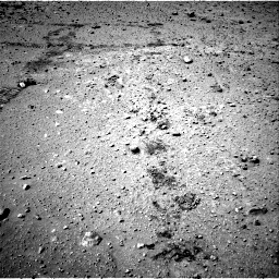 Nasa's Mars rover Curiosity acquired this image using its Right Navigation Camera on Sol 603, at drive 940, site number 31