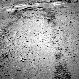 Nasa's Mars rover Curiosity acquired this image using its Right Navigation Camera on Sol 603, at drive 1006, site number 31