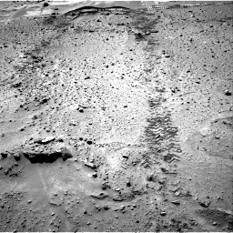Nasa's Mars rover Curiosity acquired this image using its Right Navigation Camera on Sol 603, at drive 1012, site number 31