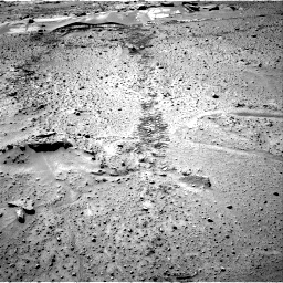 Nasa's Mars rover Curiosity acquired this image using its Right Navigation Camera on Sol 603, at drive 1024, site number 31