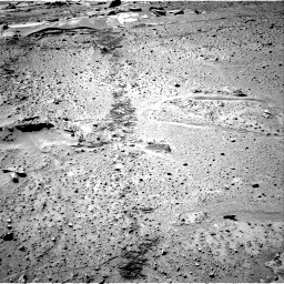 Nasa's Mars rover Curiosity acquired this image using its Right Navigation Camera on Sol 603, at drive 1030, site number 31
