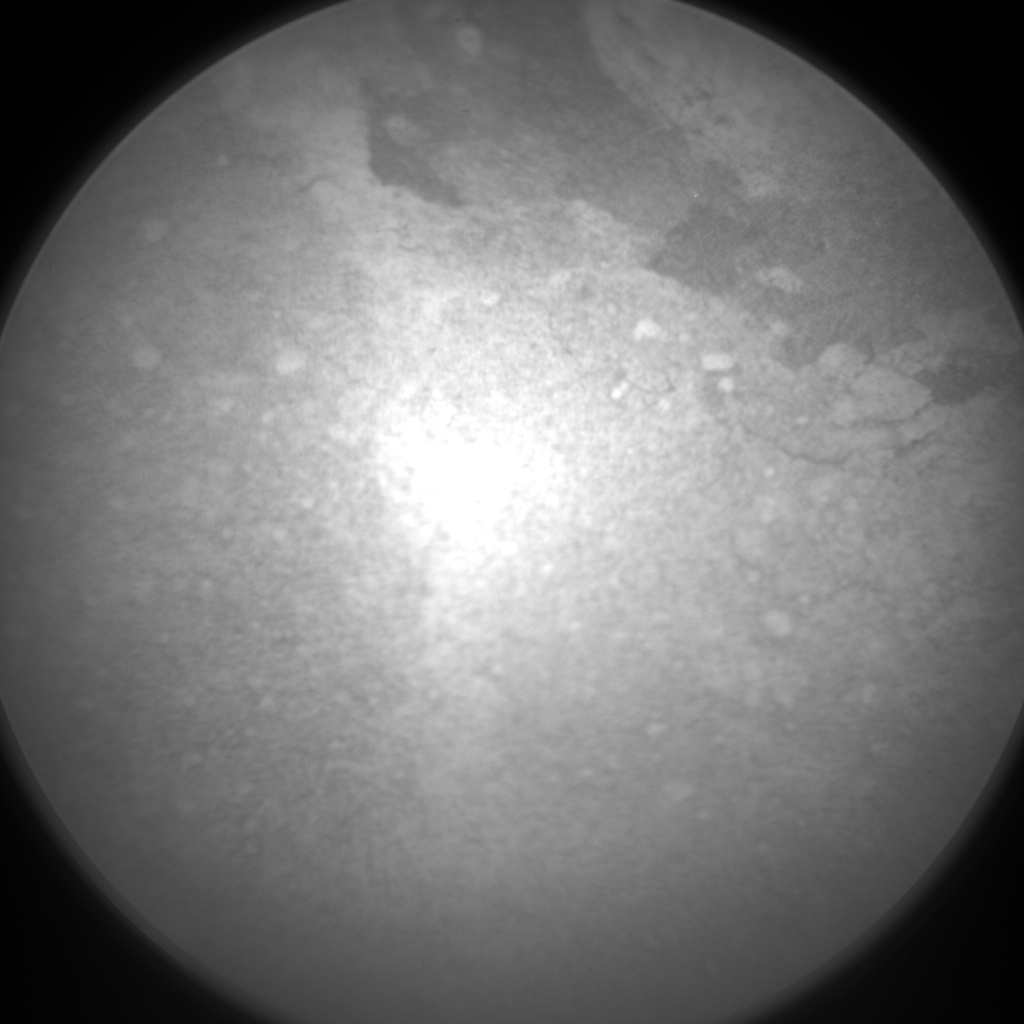 Nasa's Mars rover Curiosity acquired this image using its Chemistry & Camera (ChemCam) on Sol 606, at drive 1094, site number 31