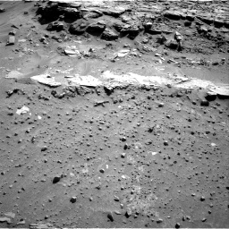 Nasa's Mars rover Curiosity acquired this image using its Right Navigation Camera on Sol 606, at drive 1094, site number 31