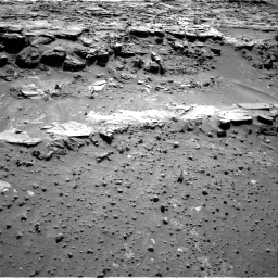 Nasa's Mars rover Curiosity acquired this image using its Right Navigation Camera on Sol 606, at drive 1106, site number 31