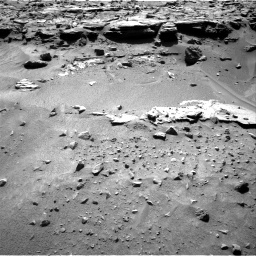 Nasa's Mars rover Curiosity acquired this image using its Right Navigation Camera on Sol 606, at drive 1160, site number 31