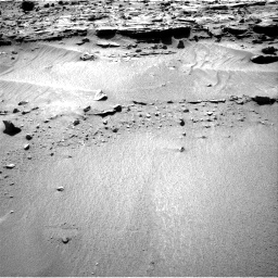 Nasa's Mars rover Curiosity acquired this image using its Right Navigation Camera on Sol 606, at drive 1196, site number 31